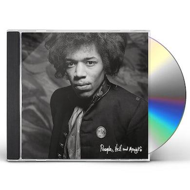 Jimi Hendrix PEOPLE HELL & ANGELS CD