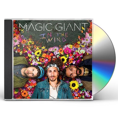 Magic Giant IN THE WIND CD