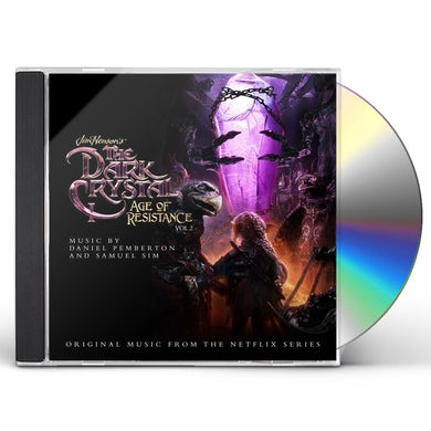 Daniel Pemberton Dark Crystal: Age of Resistance, Vol. 2 CD