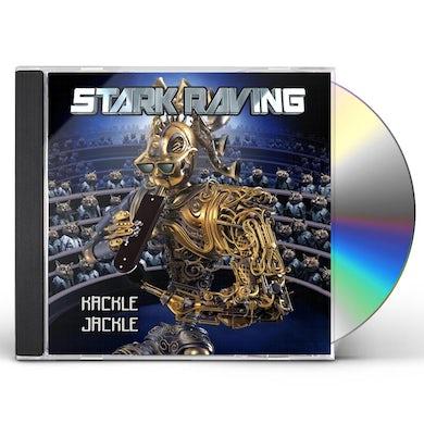 Scott Wilson KACKLE JACKLE CD