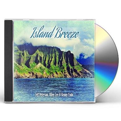 Jeff Peterson ISLAND BREEZE CD
