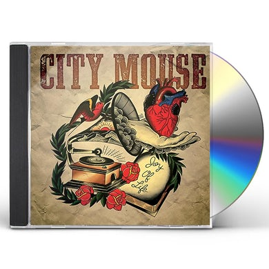 City Mouse JOY OF LIFE CD