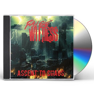 False Witness ASCENT TO CHAOS CD