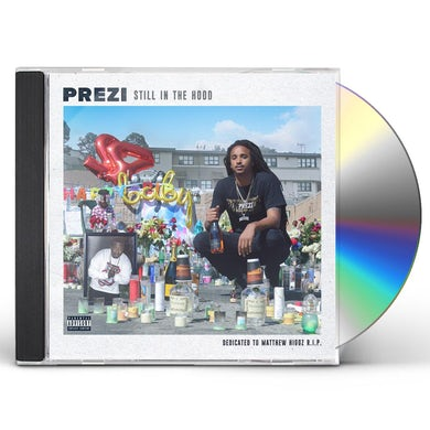 Still In The Hood CD
