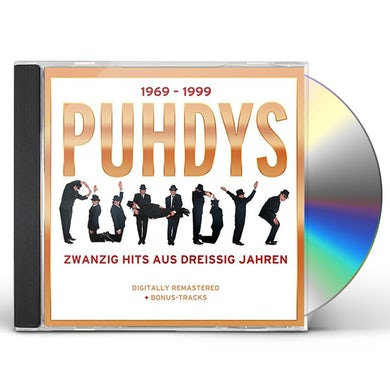 PUHDYS: 1969-1999 (20 HITS AUS 30 JAHRE) CD