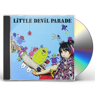 LiSA LITTLE DEVIL PARADE: DELUXE EDITION CD