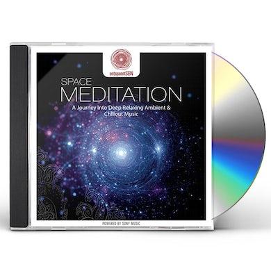 Jens Buchert ENTSPANNTSEIN: SPACE MEDITATION CD