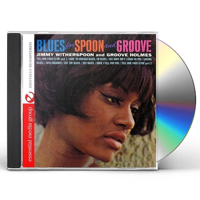 Jimmy Witherspoon BLUES FOR SPOON & GROOVE CD