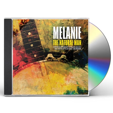 Melanie NATURAL MAN CD