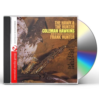 Coleman Hawkins HAWK & THE HUNTER CD
