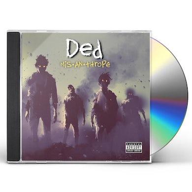 Ded MIS AN THROPE CD
