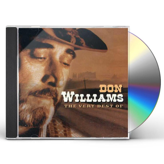 Don Williams VERY BEST OF CD