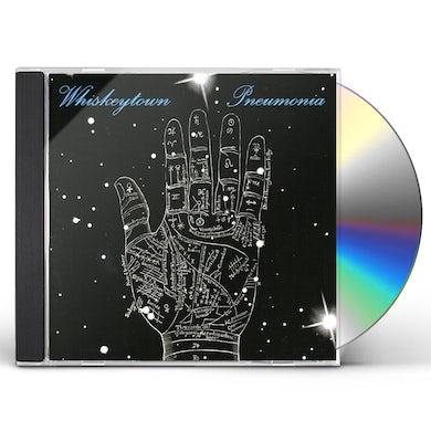 Whiskeytown PNEUMONIA CD