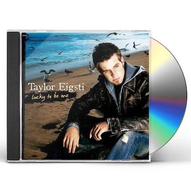 Taylor Eigsti LUCKY TO BE ME CD