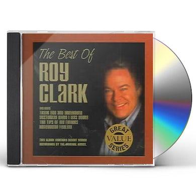 BEST OF ROY CLARK CD
