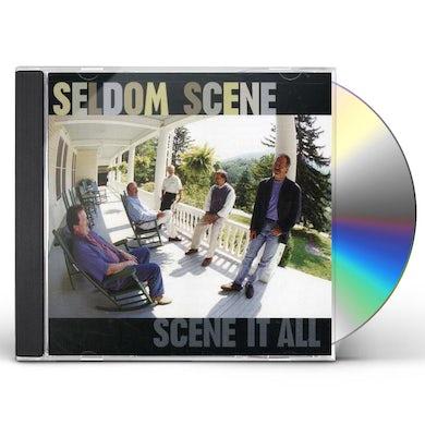 Seldom Scene SCENE IT ALL CD