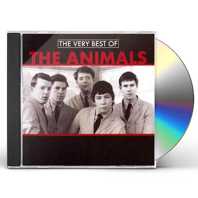 VERY BEST OF THE ANIMALS CD