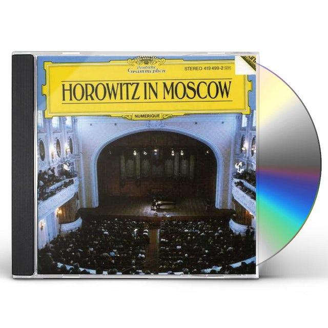 Vladimir Horowitz HOROWITZ IN MOSCOW CD