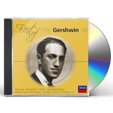Aa. Vv. BEST OF GERSHWIN CD