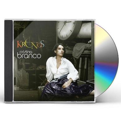 Cristina Branco KRONOS CD
