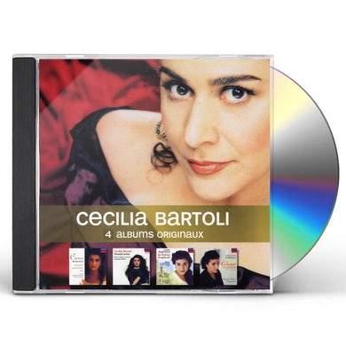Cecilia Bartoli 4 CD ORIGINALS CD