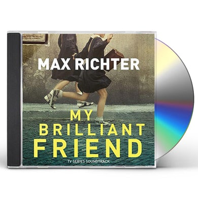 Max Richter My Brilliant Friend (TV Series Soundtrack) CD
