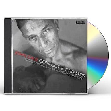 John Cale CONFLICT & CATALYSIS: PRODUCTIONS & ARRANGEMENTS CD