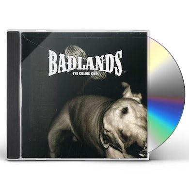 Badlands KILLING KIND CD