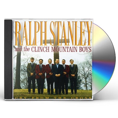 Ralph Stanley CRY FROM THE CROSS CD