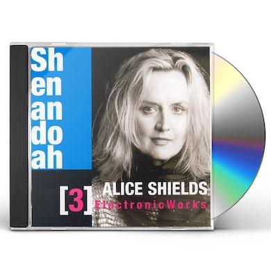 Alice Shields SHENANDOAH / VEGETABLE KARMA / DUST CD