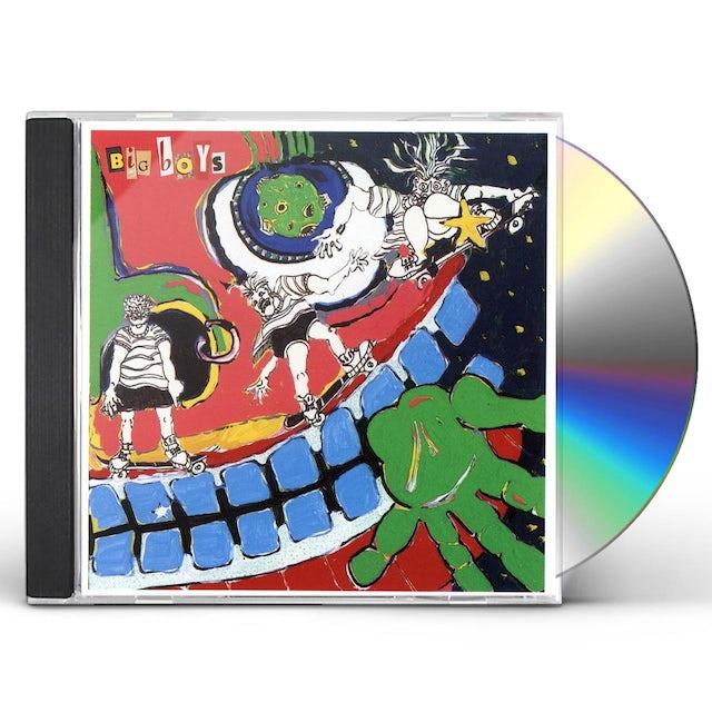 Big Boys FAT ELVIS CD