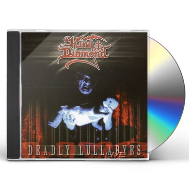 King Diamond DEADLY LULLABYE LIVE CD