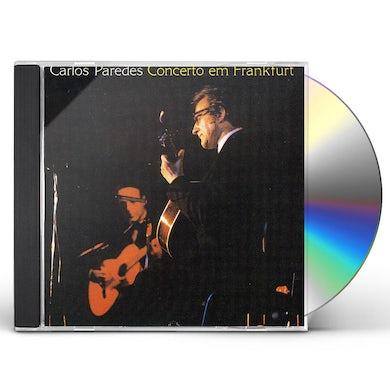 Carlos Paredes CONCERTO EM FRANKFURT CD