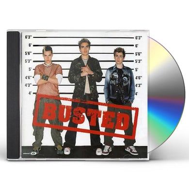 BUSTED CD