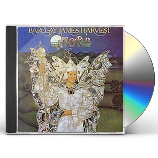 Barclay James Harvest OCTOBERON CD