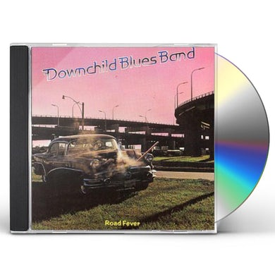 Downchild Blues Band ROAD FEVER CD