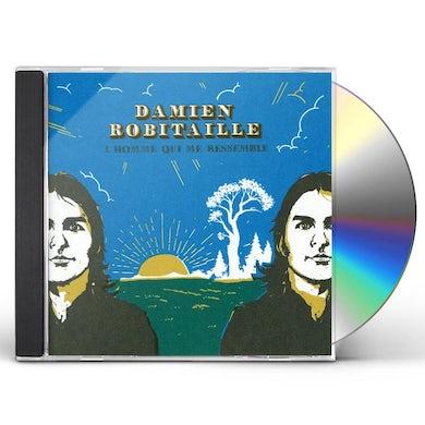 Damien Robitaille L'HOMME QUI ME RESSEMBLE CD