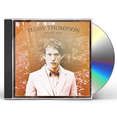 Teddy Thompson SEPARATE WAYS CD