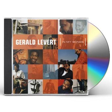 Gerald Levert IN MY SONGS CD