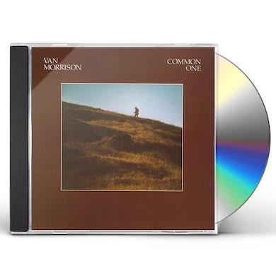 Van Morrison COMMON ONE CD