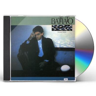 Franco Battiato ORIZZONTI PERDUTI CD