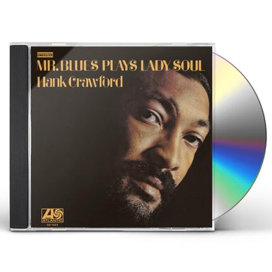 Hank Crawford MR. BLUES PLAYS LADY SOUL CD