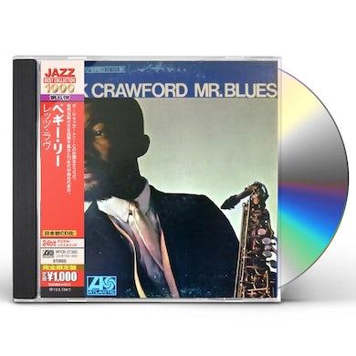 Hank Crawford MR. BLUES CD