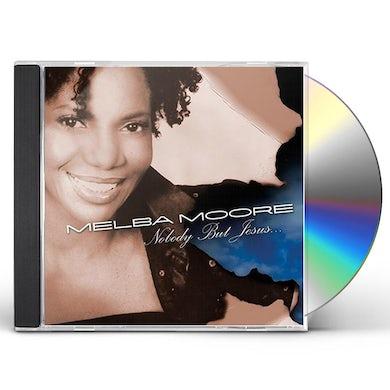 Melba Moore NOBODY BUT JESUS CD
