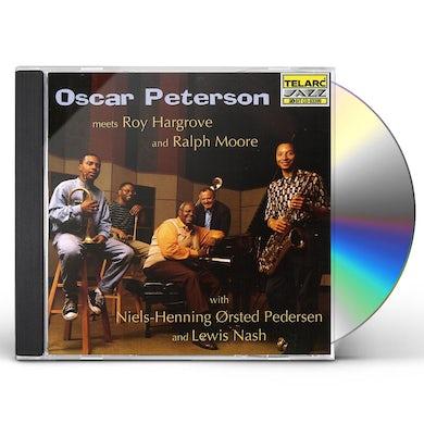 Oscar Peterson MEETS ROY HARGROVE & RALPH MOORE CD