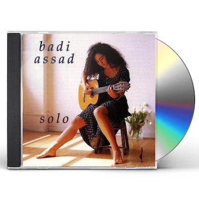 Badi Assad SOLO CD