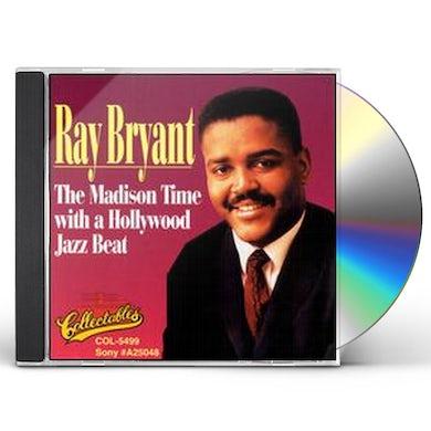 Ray Bryant MADISON & HOT JAZZ BEAT CD