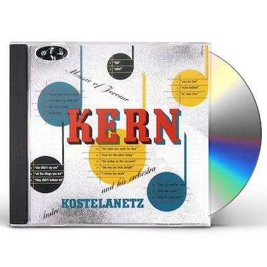 Andre Kostelanetz MUSIC OF JEROME KERN CD