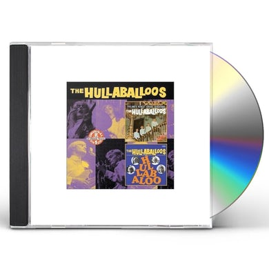 Hullaballoos ENGLAND'S NEWEST SINGING SENSATIONS / HULLABALOO CD