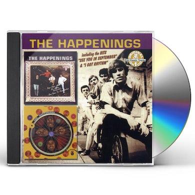 Happenings HAPPENING: PSYCHE CD
